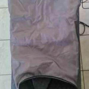 60cm dog coat grey